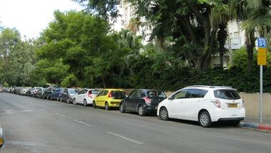 טוב מאוד הסדרי החניה לתושבים | עיריית תל אביב-יפו MP-98